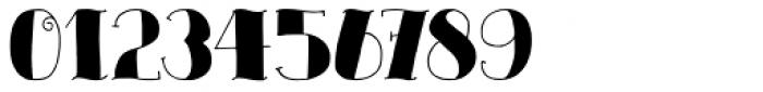 Zeebonk Font OTHER CHARS