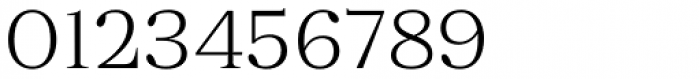 Zeit Extralight Font OTHER CHARS