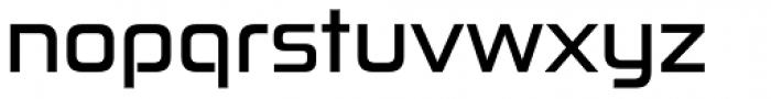 Zekton Bold Font LOWERCASE