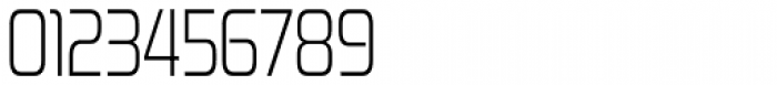Zekton Condensed Light Font OTHER CHARS