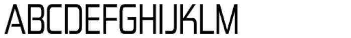 Zekton Condensed Font UPPERCASE