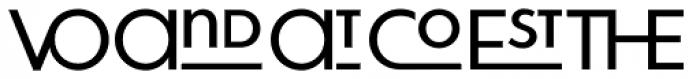 Zelda Cap Ligatures Regular Font OTHER CHARS