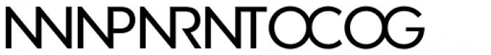 Zelda Cap Ligatures Regular Font LOWERCASE