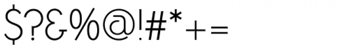 Zelda Extra Light Font OTHER CHARS