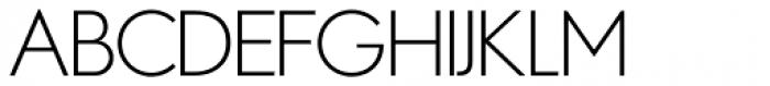 Zelda Extra Light Font UPPERCASE