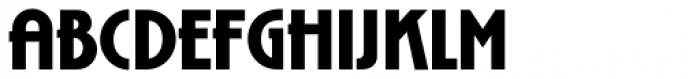 Zelda Narrow Bold Font UPPERCASE