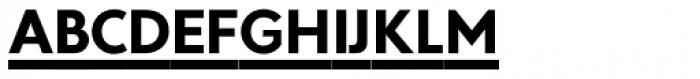 Zelda SmallCaps Up Bold Font LOWERCASE