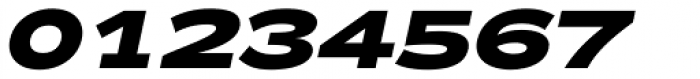 Zeppelin 43 Bold Italic Font OTHER CHARS