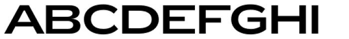 Zeppelin 43 Font UPPERCASE