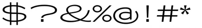 Zeppelin 51 Font OTHER CHARS