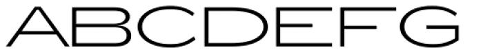 Zeppelin 51 Font UPPERCASE