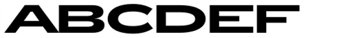 Zeppelin 52 Bold Font UPPERCASE