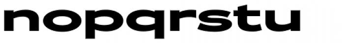 Zeppelin 52 Bold Font LOWERCASE