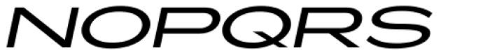 Zeppelin 52 Italic Font UPPERCASE