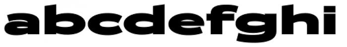 Zeppelin 53 Bold Font LOWERCASE