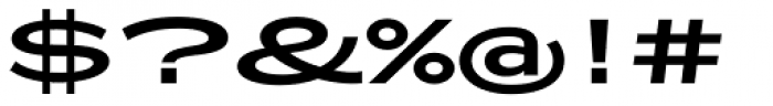 Zeppelin 53 Font OTHER CHARS