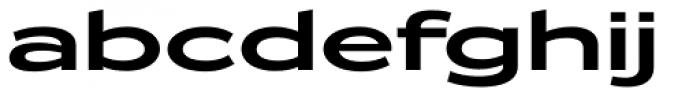Zeppelin 53 Font LOWERCASE