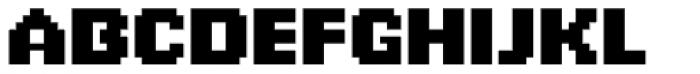 Zerbydoo Regular Font UPPERCASE