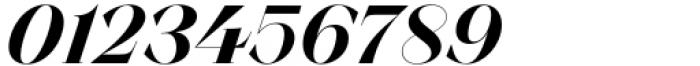 Zermatt Bold Italic Font OTHER CHARS
