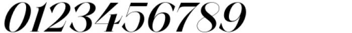 Zermatt Medium Italic Font OTHER CHARS