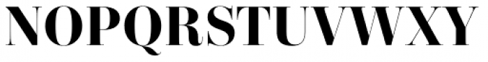 Zesta Bold Font UPPERCASE