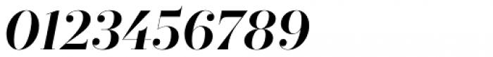 Zesta Medium Italic Font OTHER CHARS
