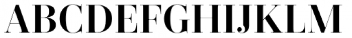 Zesta Medium Font UPPERCASE