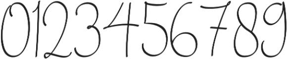 Zhafran otf (400) Font OTHER CHARS