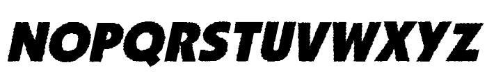 ZhukovZippo-Italic Font LOWERCASE