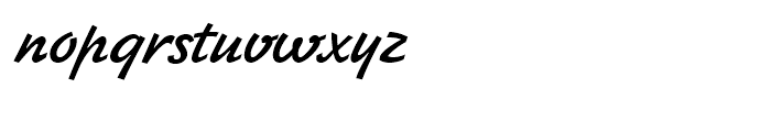 Zhikharev Regular Font LOWERCASE