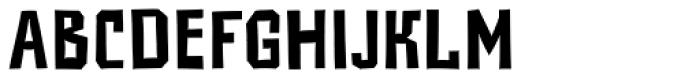 Zheldor Font UPPERCASE