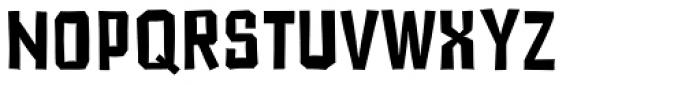 Zheldor Font LOWERCASE