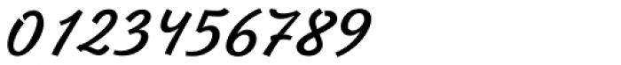 Zhikharev Font OTHER CHARS