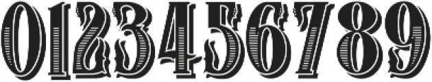 ZIMAT SHADOW II otf (400) Font OTHER CHARS
