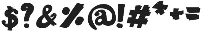 Ziggy Regular otf (400) Font OTHER CHARS
