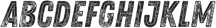 Zing Rust Grunge3 Base2 Line otf (400) Font LOWERCASE