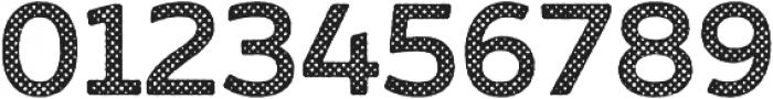 Zing Sans Rust Bold Base Halftone A otf (700) Font OTHER CHARS