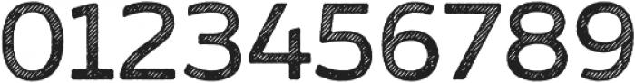 Zing Sans Rust Semibold Base Line Diagonals otf (600) Font OTHER CHARS