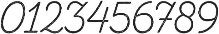 Zing Script Rust Light Base Line Diagonals otf (300) Font OTHER CHARS
