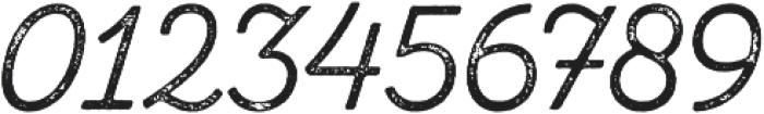 Zing Script Rust Regular Base Grunge otf (400) Font OTHER CHARS