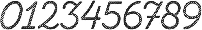 Zing Script Rust Regular Base Halftone A otf (400) Font OTHER CHARS
