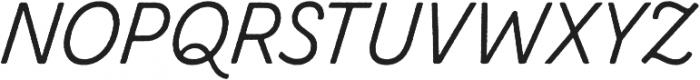 Zing Script Rust Regular Base otf (400) Font UPPERCASE