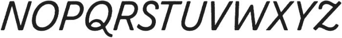 Zing Script Rust SemiBold Base otf (600) Font UPPERCASE