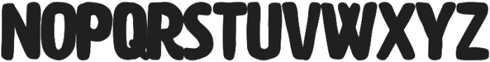 Zion ttf (400) Font UPPERCASE
