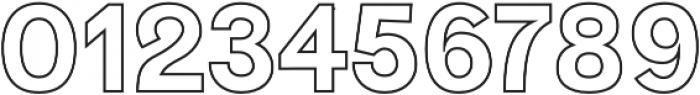 Zisel Outline otf (400) Font OTHER CHARS