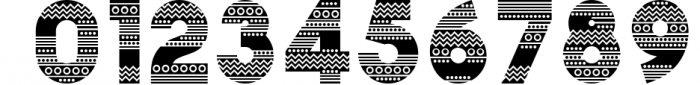 Zilap Afro Font OTHER CHARS