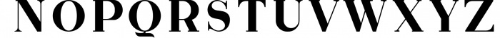 Zilap Exclusive Font UPPERCASE
