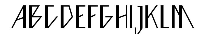 Ziggy Font UPPERCASE