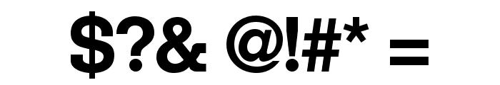 Zil Semi Slab Font OTHER CHARS
