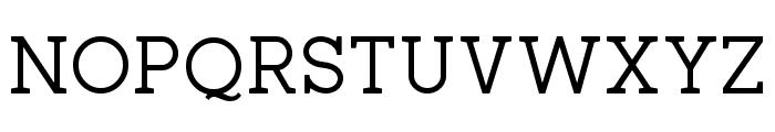 Zilap Corporative Font UPPERCASE
